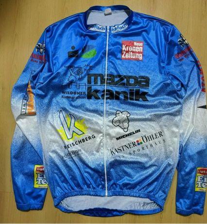 Mazda Kanik велосепедка, Levi's, Coca-Cola, Lipton