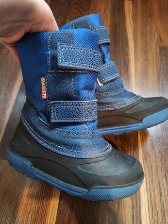 Ботинки alisa line зимние