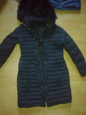 Zimowa kurtka damska Zara
