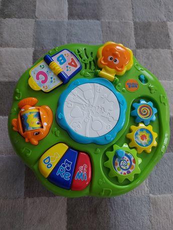 Stoliczek interaktywny dla dzieci i niemowląt