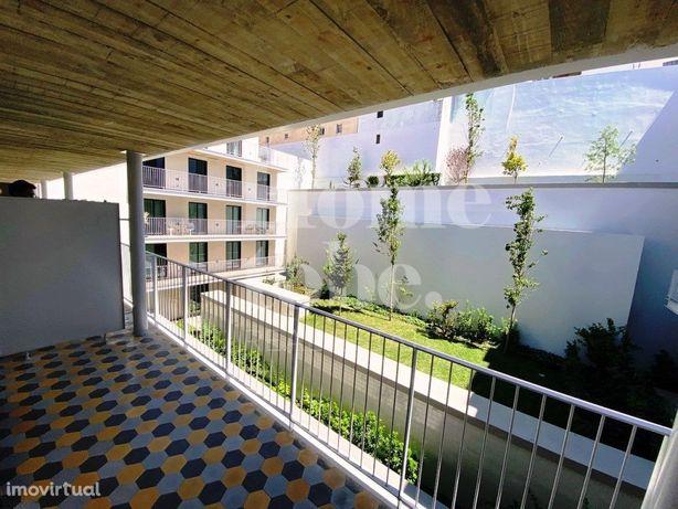 T1 +1 apartamento duplex novo a estrear, com varanda, no ...