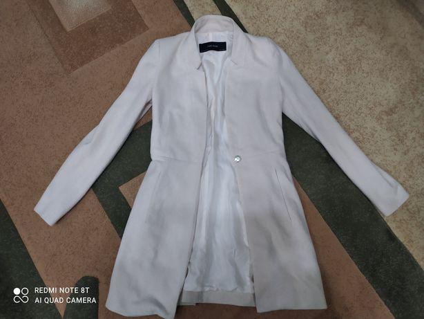 Пальто кардіган кардиган хс, ххс, 34,32 размер светлое пиджак жакет
