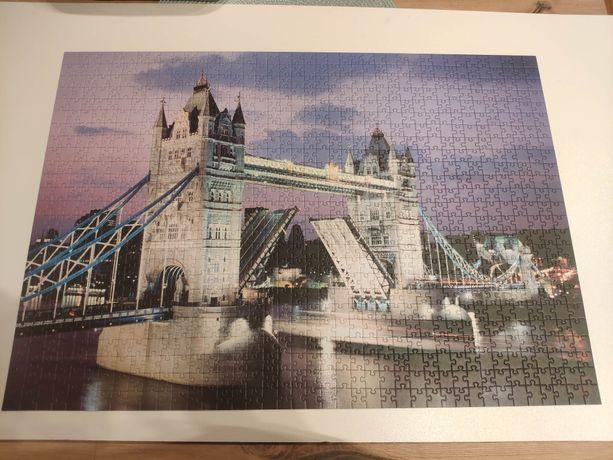 Sprzedam puzzle 1000 trefl