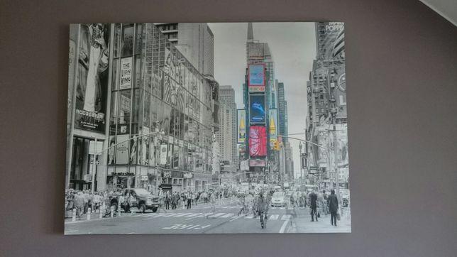 Obraz Nowy Jork / New York Time Square 113x85cm