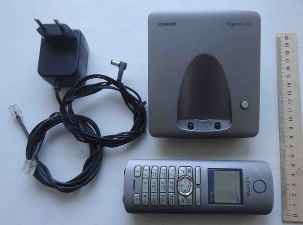 Радиотелефон Siemens Gigaset S450 Сименс