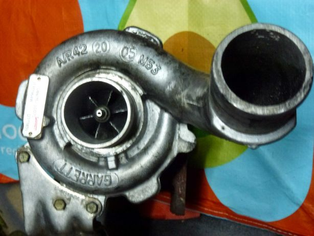Turbo Garrett GT 1749V Motor Renault 1.9 DCI 120 Cv