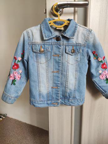 Куртка джинсовая с вышивкой и другие