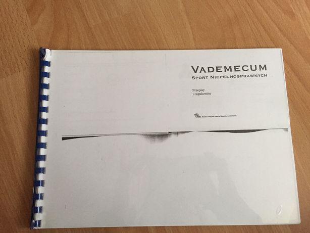 Vademecum - Sport niepełnosprawnych