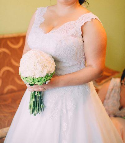 Suknia ślubna Estera model Mirabella