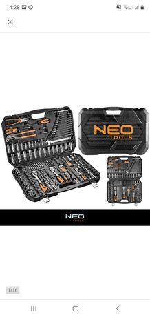 Zestaw kluczy nasadowych NEO Tools 233 el.