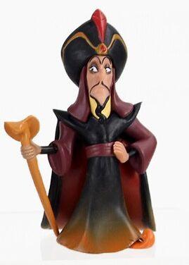 Aladino - Jafar Mini Figura Banpresto (Novo)