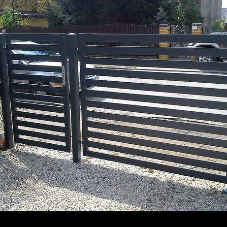 Sprzedam bramy,balustrady,furtki kojce bariery.