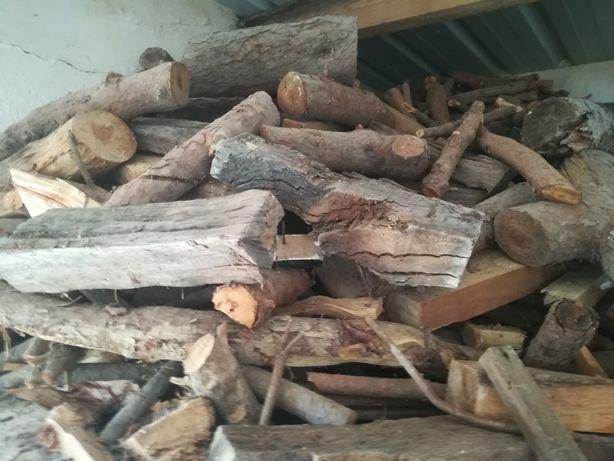 Lenha de pinheiro, entrega gratuita