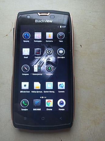 Броневичок Blackview bv 7000 pro 4/64 gb gold