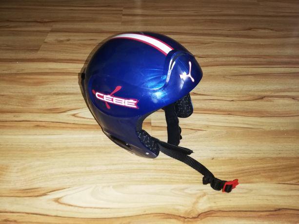 Kask narciarski xs 54 cm