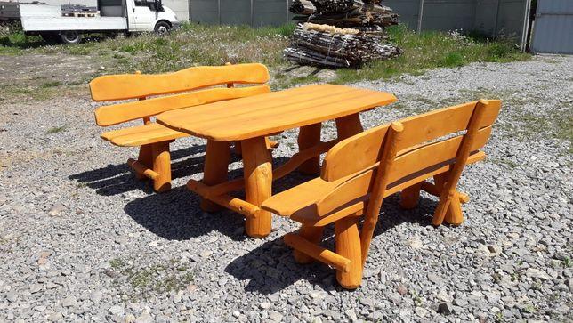 meble ogrodowe stół ławki