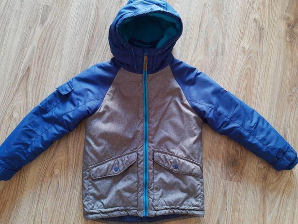 ZIMA JAK NOWA Kurtka COOL CLUB zimowa chłopięca r. 146 narciarska