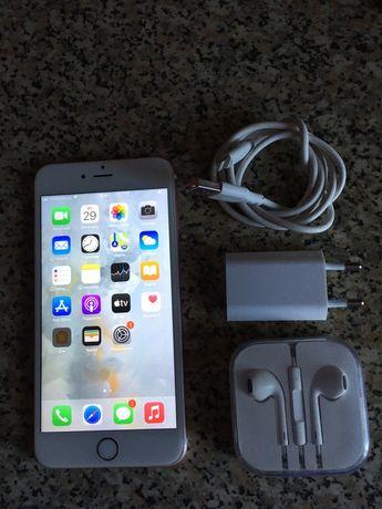 Iphone 6s + plus gb roze gold neverlock цілком робочий