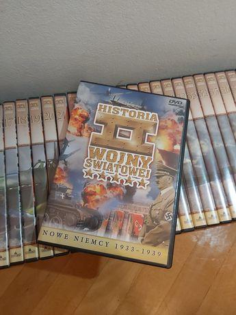 !NOWE! Historia II Wojny Światowej DVD 73płyty