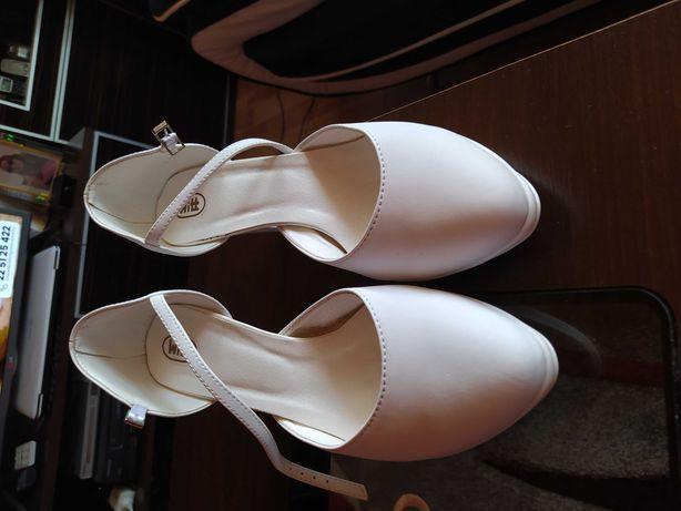 Buty ślubne damskie