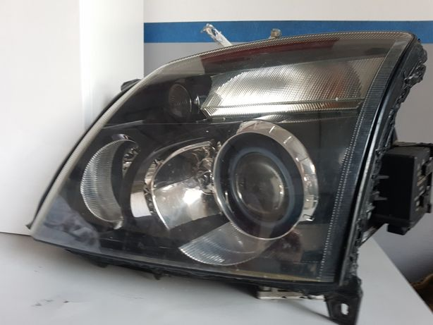 Lampa przednia Vectra C