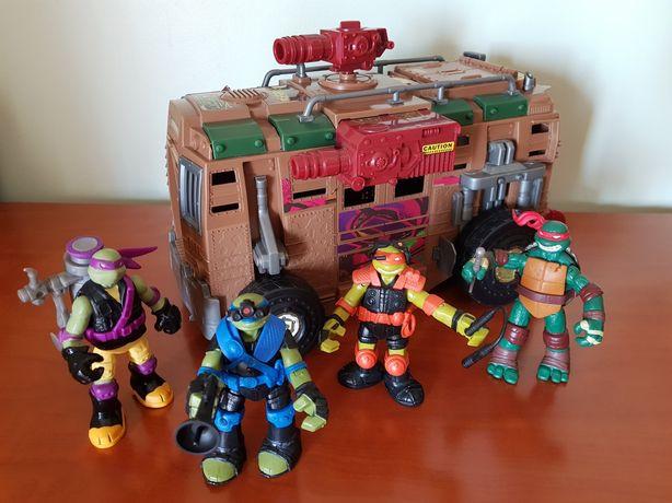 Shellraiser Ninja Turtles