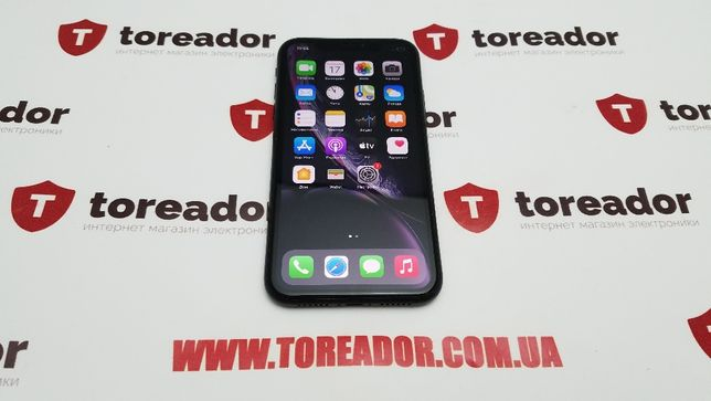 Apple iPhone XR 64gb Black Neverlock 450$ X/XS/Max/11 Pro Max/7/8