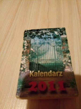 Kartka z kalendarza zdzierak rok 2011 metryczka rocznica 9 urodziny