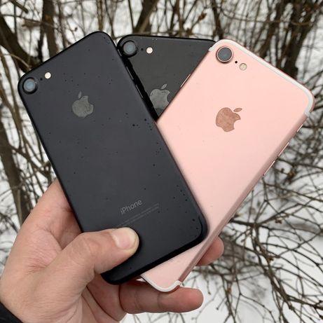 Iphone 7 32gb Neverlock Black/Jet black/Silver/Gold/Rosegold 128/256gb