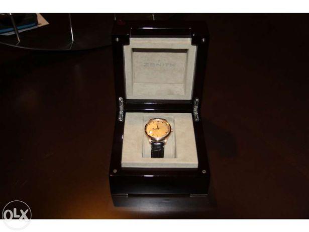 Relógio clássico Zenith
