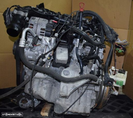 Motor BMW 116D 316D 115 CV - N47D16 N47D16A