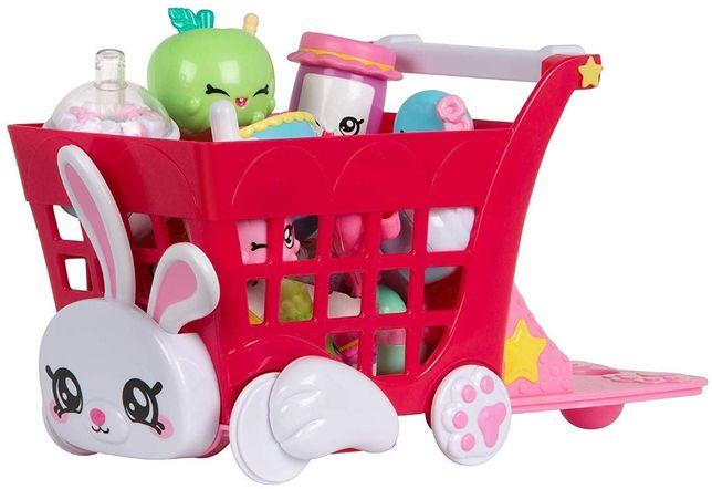 Корзина тележка для покупок Kindi Kids Rabbit Petkin Кинди Кидс