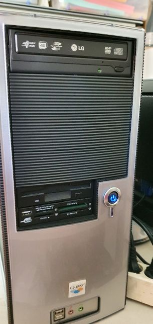 Desktop Core 2 Duo E8200