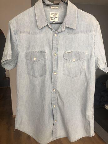 Jeansowa koszula Wrangler L