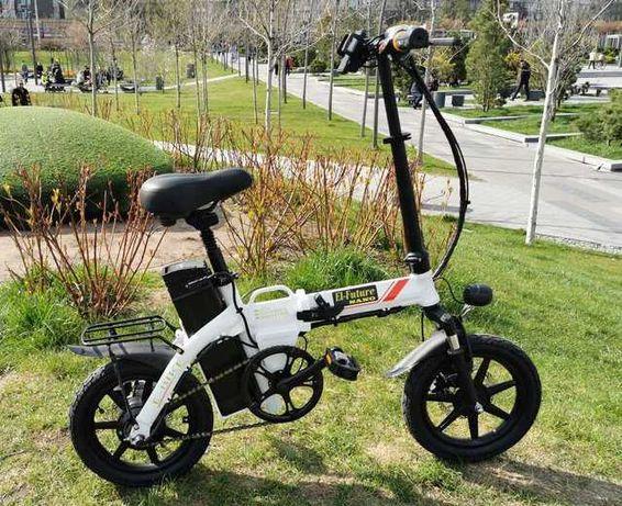 Электровелосипед складной суперкомпактный El-Future NANO