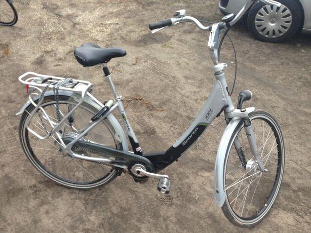 rower Sparta elektryczny