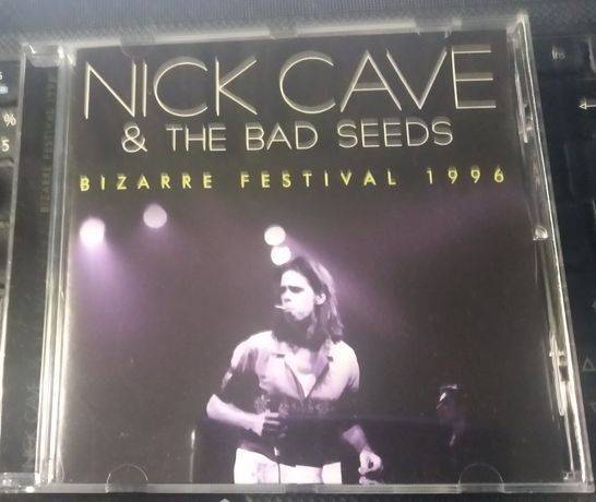 "Nick Cave & The Bad Seeds ""Live at Bizarre Festival 1996"""