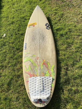 Prancha de surf 5'0 luke budd