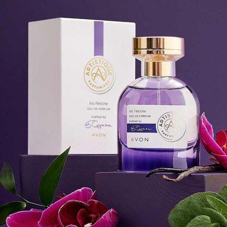 Artistique Iris Fetiche Avon Woda perfumowana