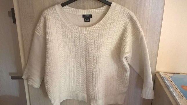 Sweterek swetr TOP cieply jesien zima S F&F