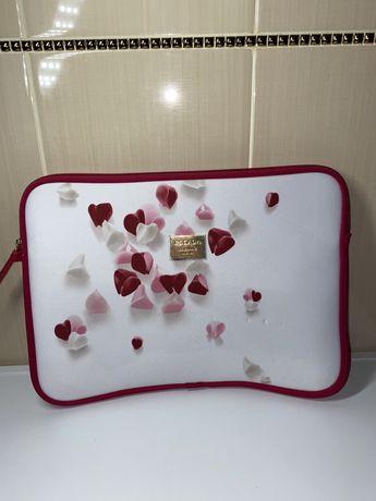 Чехол сумка для ноутбука macbook  Escada