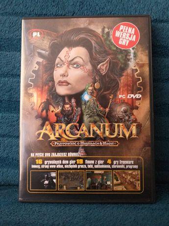 Arcanum gra na PC