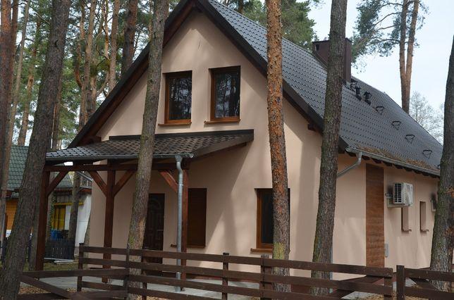 Wynajmę domek letniskowy las, jezioro - Radzyń - Sława