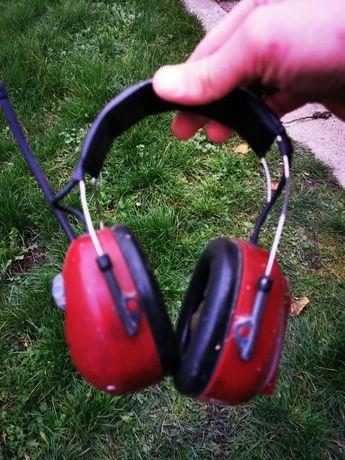 Słuchawki ochronne z radiem