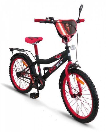 Велосипед двухколесный Star Wars 20'' Черный/красный
