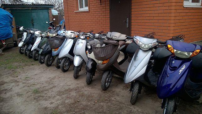 Новый завоз Скутеров из Японии
