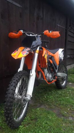 KTM 250 SX 2011 CROSS