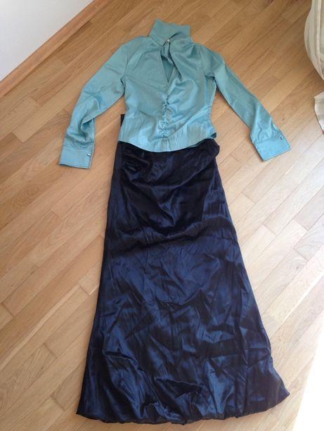 Юбка вечерняя + блуза