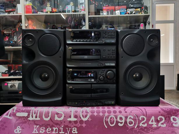 Музичний центр JVC mx-s600r.