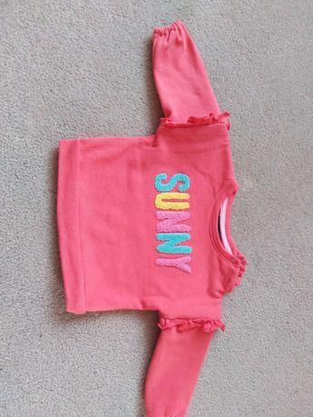 Bluza dla dziewczynki r. 62